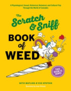 Tthe scratch & sniff book of weed