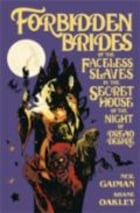 Forbidden brides of the faceless slaves in the secret house of the night of dream desire