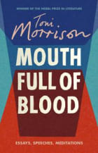 A mouth full of blood