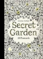 Secret garden. 20 postkort
