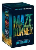 The maze runner 1-3
