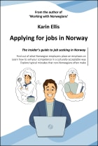 Applying for jobs in Norway