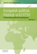Europeisk politisk historie 400-1750