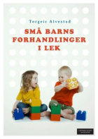 Små barns forhandlinger i lek