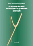 Engelsk-norsk økonomisk-juridisk ordbok