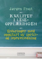 Kvalitet i leseopplæringen