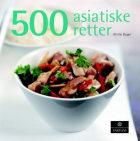 500 asiatiske retter