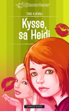 Kysse, sa Heidi