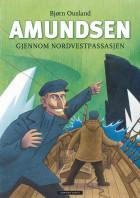 Amundsen gjennom Nordvestpassasjen