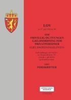 Lov om frivillig og tvungen gjeldsordning for privatpersoner (gjeldsordningsloven) av 17. juli 1992 nr. 99