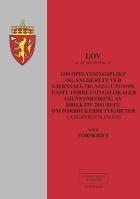 Lov om opplysningsplikt og angrerett ved fjernsalg og salg utenom faste forretningslokaler gjennomføring av direktiv 2011/83/EU om forbrukerrettigheter (angrerettloven) av 20. juni 2014 nr. 27