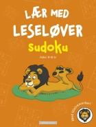 Sudoku. Lær med leseløver. Med klistremerker!