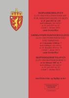 Skipsarbeidsloven ; Sjømannspensjonstrygdloven (lov om pensjonstrygd for sjømenn) av 3. desember 1948 nr. 7 : med endringer, sist ved lov av 19. desember 2014 nr. 73 (i kraft 1. januar 2015) samt forskrifter ; Skipssikkerhetsloven (lov om skipssikkerhet) av 16. februar 2007 nr. 9 : med endringer, sist ved lov av 19. juni 2015 nr. 65 (i kraft 1. oktober 2015) : med historiske og faglige noter