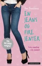 En jeans og fire jenter