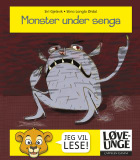 Monster under senga