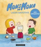 Mons og Mona lager smoothie