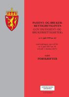 Pasient- og brukerrettighetsloven (lov om pasient- og brukerrettigheter) av 2. juli 1999 nr. 63
