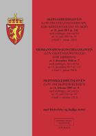 Skipsarbeidsloven ; Sjømannspensjonstrygdloven : (lov om pensjonstrygd for sjømenn) av 3. desember 1948 nr. 7 : med endringer, sist ved lov av 19. desember 2017 nr. 113 (i kraft 1. januar 2018) ; Skipssikkerhetsloven (lov om skipssikkerhet) av 16. februar 2007 nr. 9 : med endringer, sist ved lov av 19. juni 2015 nr. 65 (i kraft 1. oktober 2015)