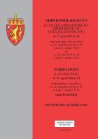 Arbeidsmiljøloven og ferieloven ; Ferieloven (lov om ferie) av 29. april 1988 nr. 21 : med endringer, sist ved lov av 2. juni 2017 nr. 35 (i kraft 1. juli 2017)  : samt forskrifter : med historiske og faglige noter