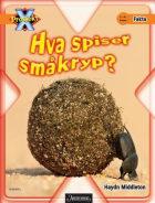 Hva spiser småkryp?