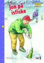 Jon på isfiske