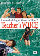 Teacher's voice