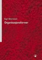 Organisasjonsformer