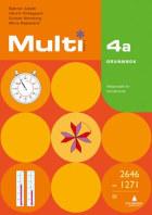 Multi 4a, 2. utgåve
