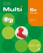 Multi 6a, 2. utgåve