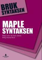 Maple syntaksen