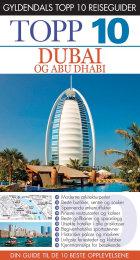 Dubai og Abu Dhabi