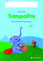 Trampoline. Aktivitetshefte for barnehage