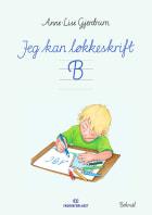 Jeg kan løkkeskrift B