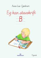 Eg kan stavskrift B