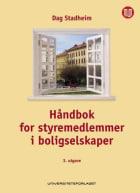 Håndbok for styremedlemmer i boligselskaper
