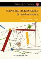 Multivariate analysemetoder for samfunnsvitere