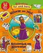 Historier om Jesus. Aktivitetsbok med klistremerker