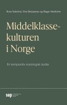 Middelklassen i den norske samfunnsformasjonen