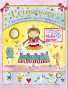 Prinsesser. Klistremerke- og aktivitetsbok