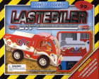 Lastebiler. Modellbyggeren. Lastebilmodell med motor, aktivitetsbok, klistremerker