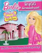 Barbie. Bygg drømmehuset. Inneholder 1 drømmehus og en fantastisk fortelling!