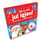 Nå er det jul igjen! Klistremerke- og aktivitetspakke. Med 3 aktivitetsbøker. Over 750 klistremerker