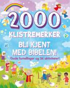 Bli kjent med bibelen! Gode fortellinger og 36 aktiviteter. 2000 klistremerker