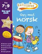 Gøy med norsk. 7-9 år. Gullstjerne