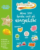 Mine 100 første ord på engelsk. 6+. Gullstjerne