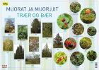 Muorat ja muorjjit = Trær og bær