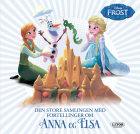 Den store samlingen med fortellinger om Anna og Elsa