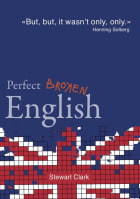 Perfect broken English