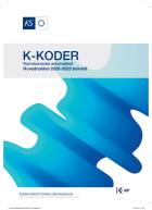 K-koder hovednøkkel 2020-2023