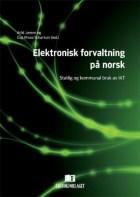 Elektronisk forvaltning på norsk